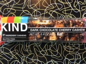 Kind Dark Chocolate Cherry Cashew